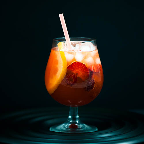 Aperol Strawberry