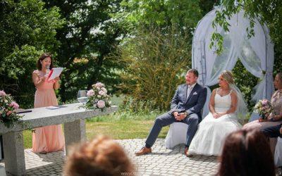 Hochzeits-Redner
